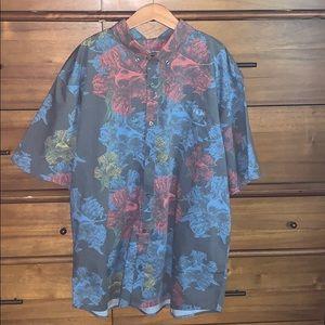 Haul Fishing Button Up Shirt - 2XL